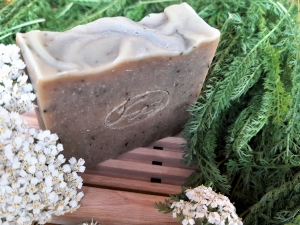 Krmešák Rebríček - prírodné bylinkové mydlo