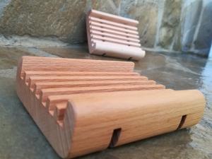 Mydlovnička z bukového dreva
