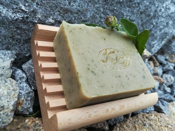 Mydlovnička a Krmešák - prírodné bylinkové mydlo