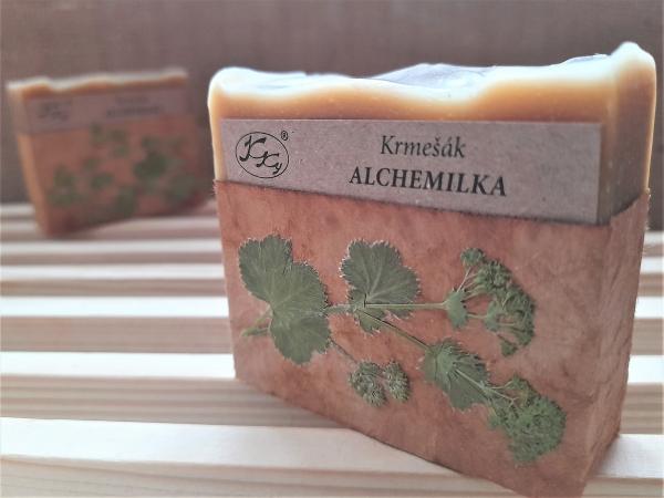Krmešák Alchemilka - prírodné bylinkové mydlo
